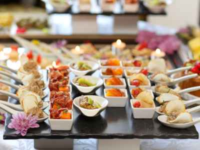 Canape / Buffet Hire