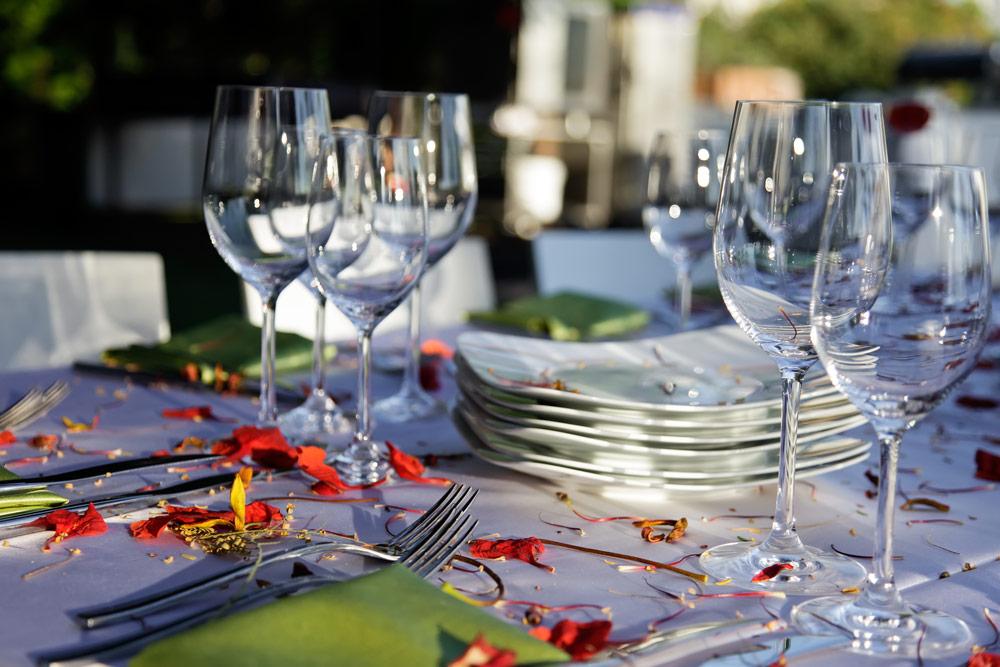 Table Decoration Idea