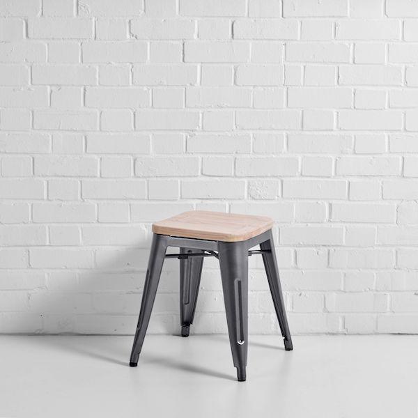 bistro low stool hire