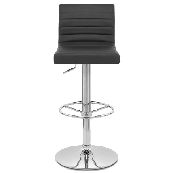 black tornado bar stool f