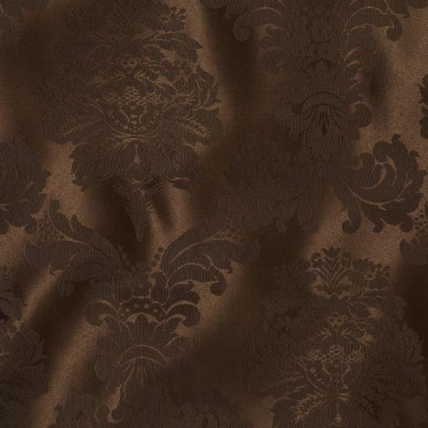 brown bentley damask linen 130r