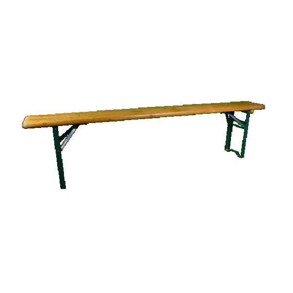 folding bench hire