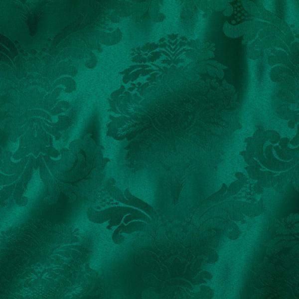 forest green bentley damask linen 108r