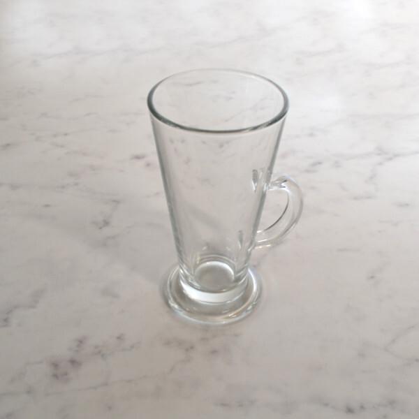 latte glass hire london