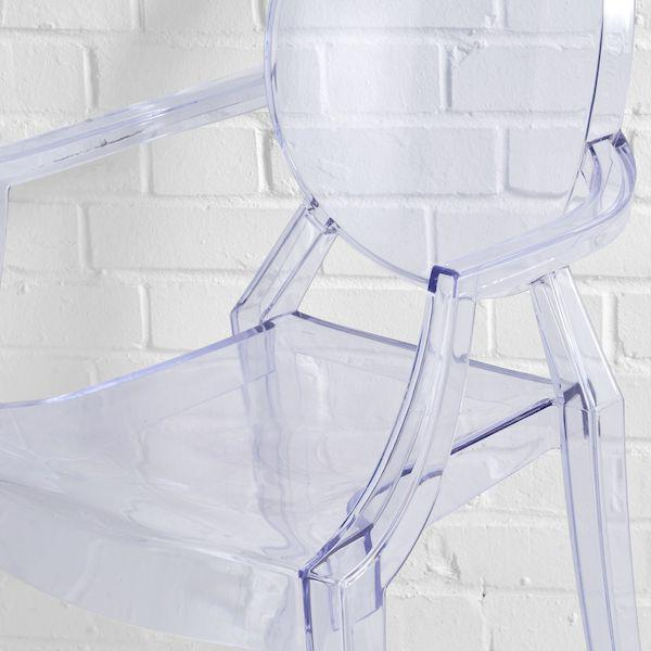 louis ghost chair hire close