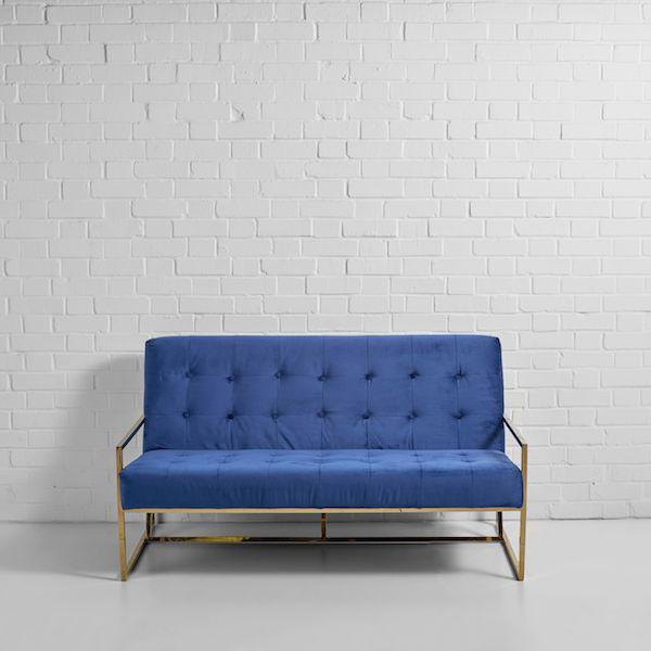 lyon sofa hire 2 seater