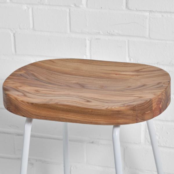 milan stool closeup