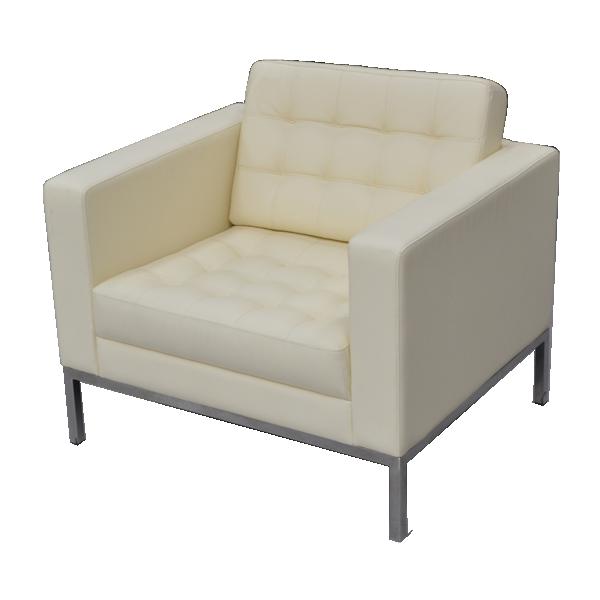 monaco armchair cream