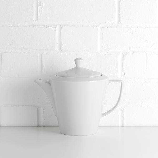 porcelite conic coffee pot hire