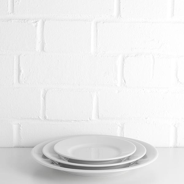porcelite plate 825inch