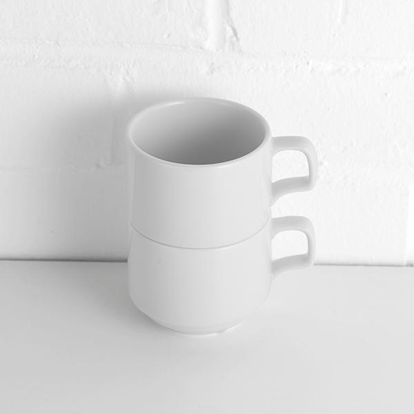 porcelite stacking cups