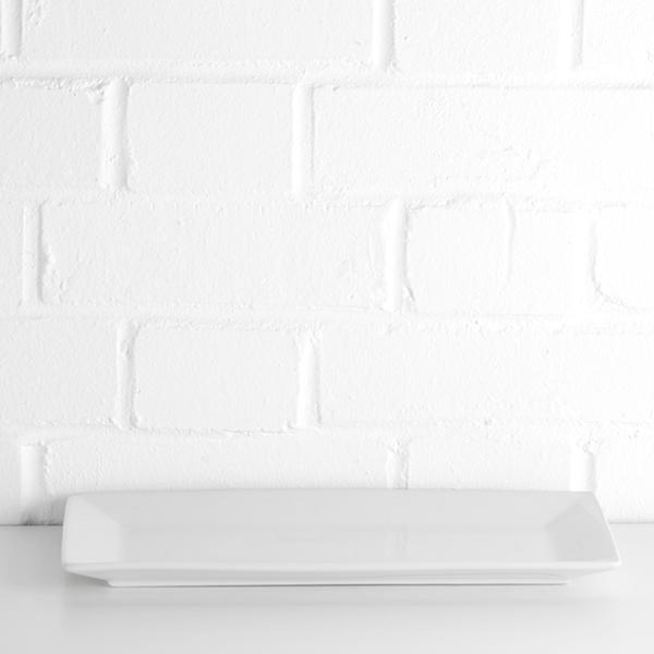 rectangular serving platter hire