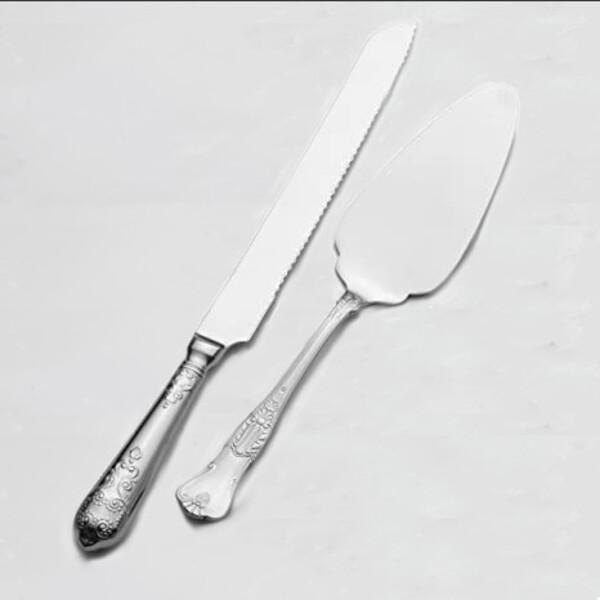 wedding cake knife hire