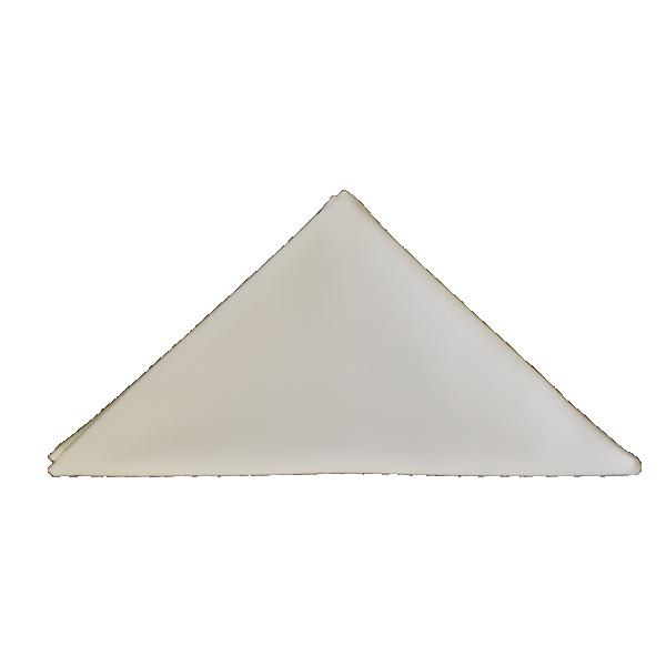 white napkin hire