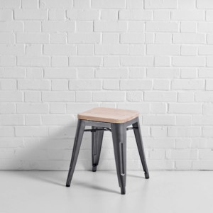Bistro Low Stool Hire Hire London