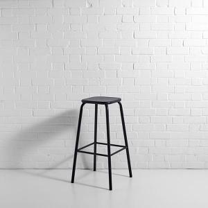 Black Lab Stool