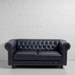 Chesterfield Sofa Black