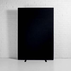 Freestanding Screen Black