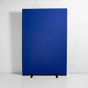 Freestanding Screen Blue