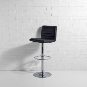 Tornado Bar Stool Black