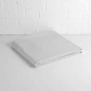 White Round Linen (130R)