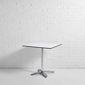 White Square Low Table Hire