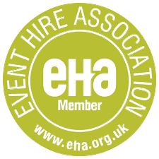 Event Hire Association Certified Furniture supplier